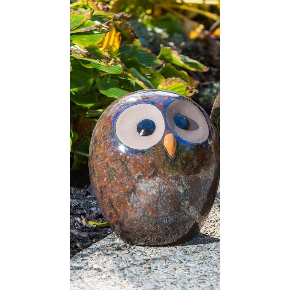 Small Ceramic Owl. Picture 4