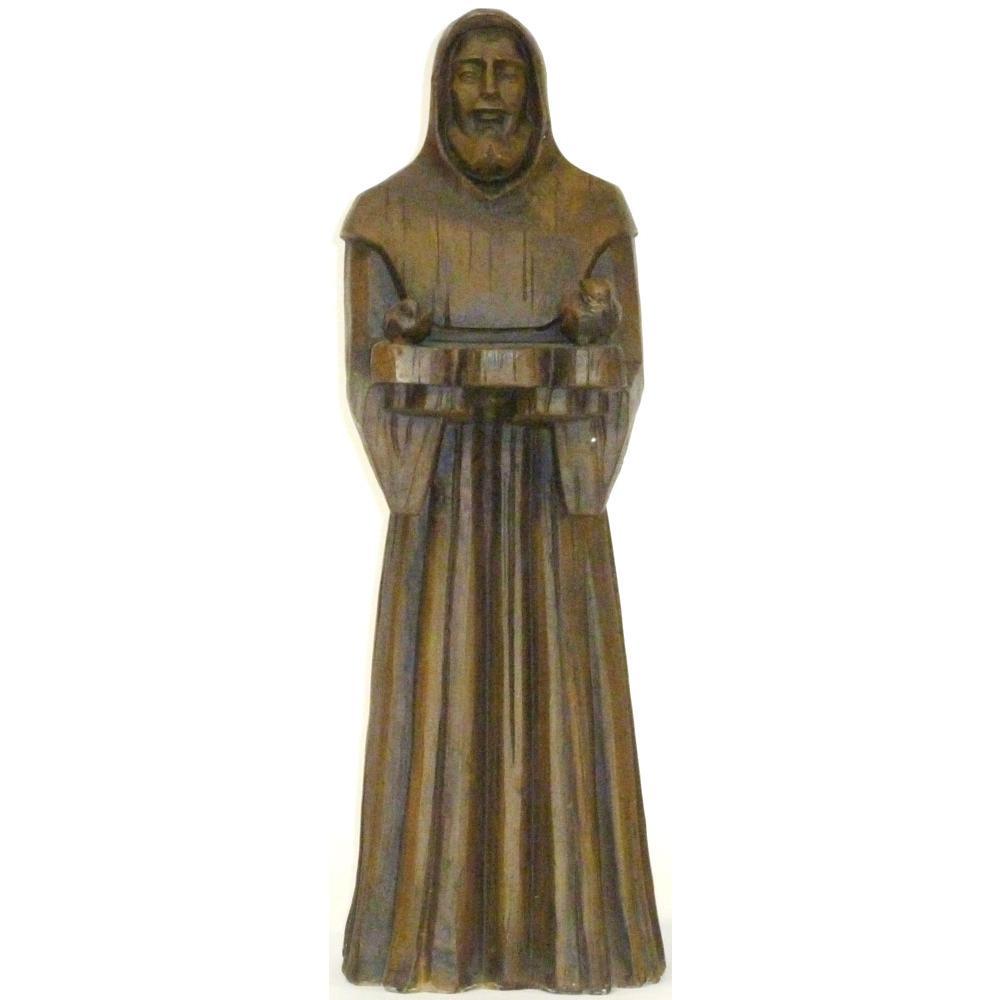 St. Francis Garden Statue. Picture 4