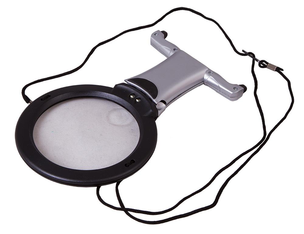 zeno vizor n2 neck magnifier