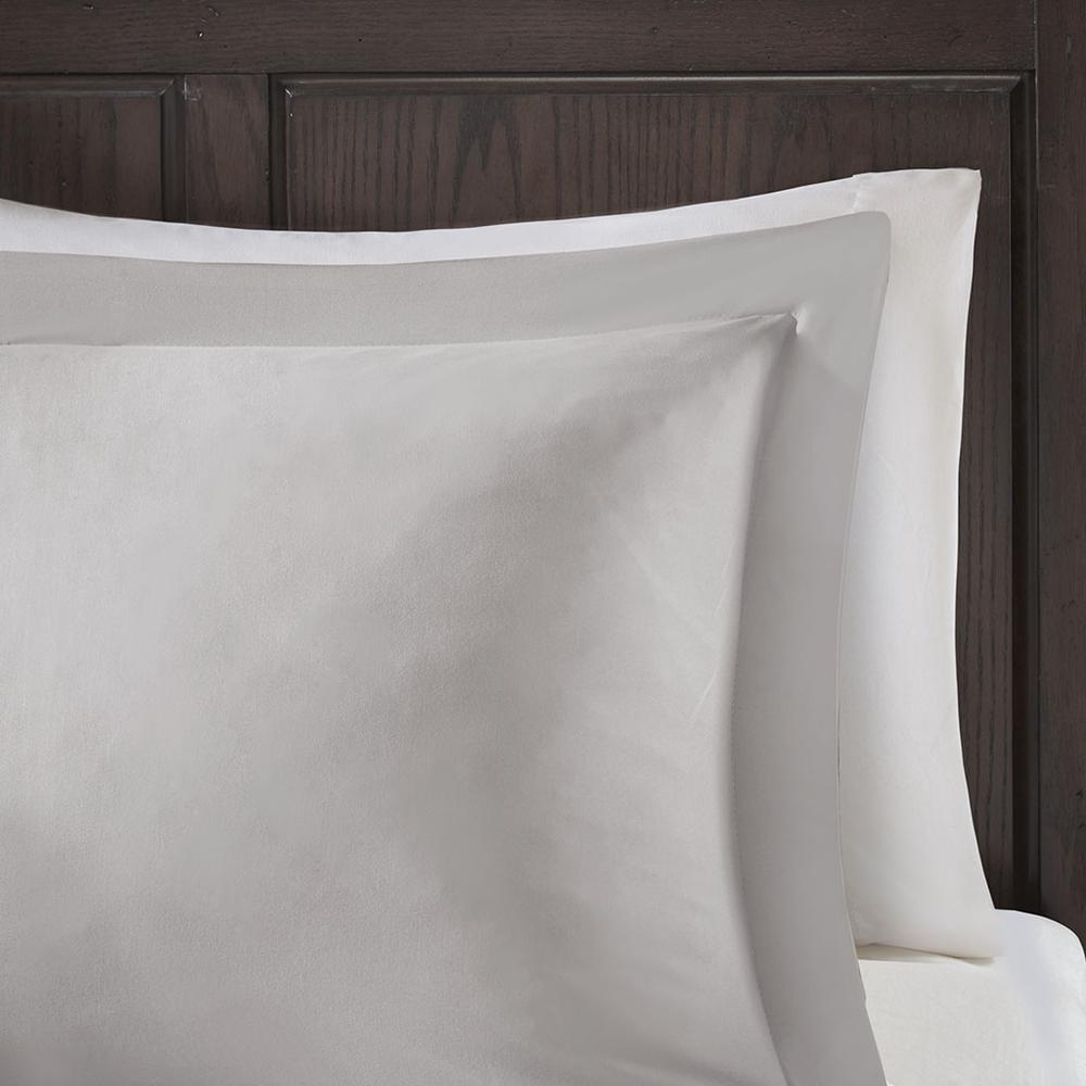 100% Polyester Microcell Down Alternative Comforter Mini Set with 3M Moisture Treatement,MP10-2433. Picture 3