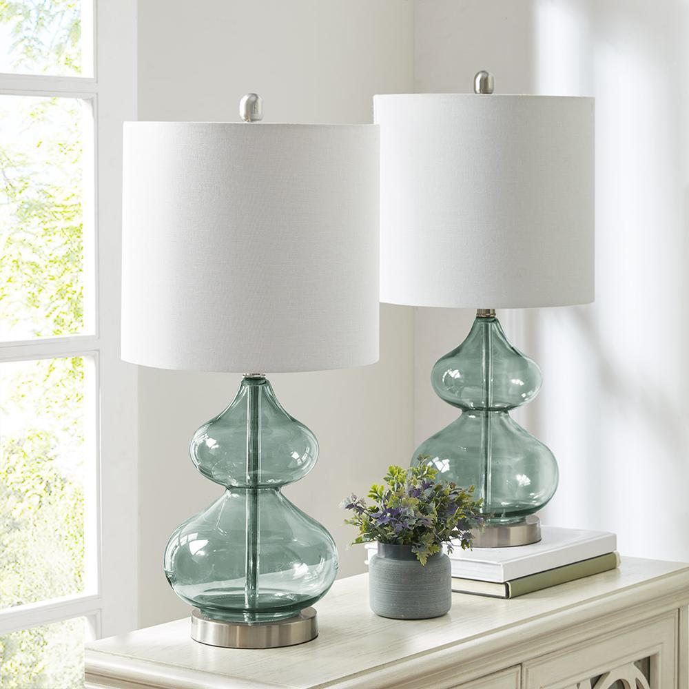 Ellipse Table Lamp Set Of 2,5DS153-0018. Picture 2