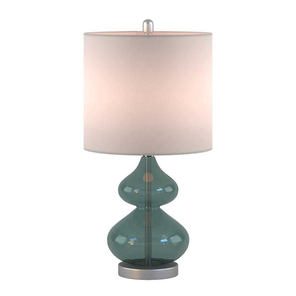 Ellipse Table Lamp Set Of 2,5DS153-0018. Picture 7