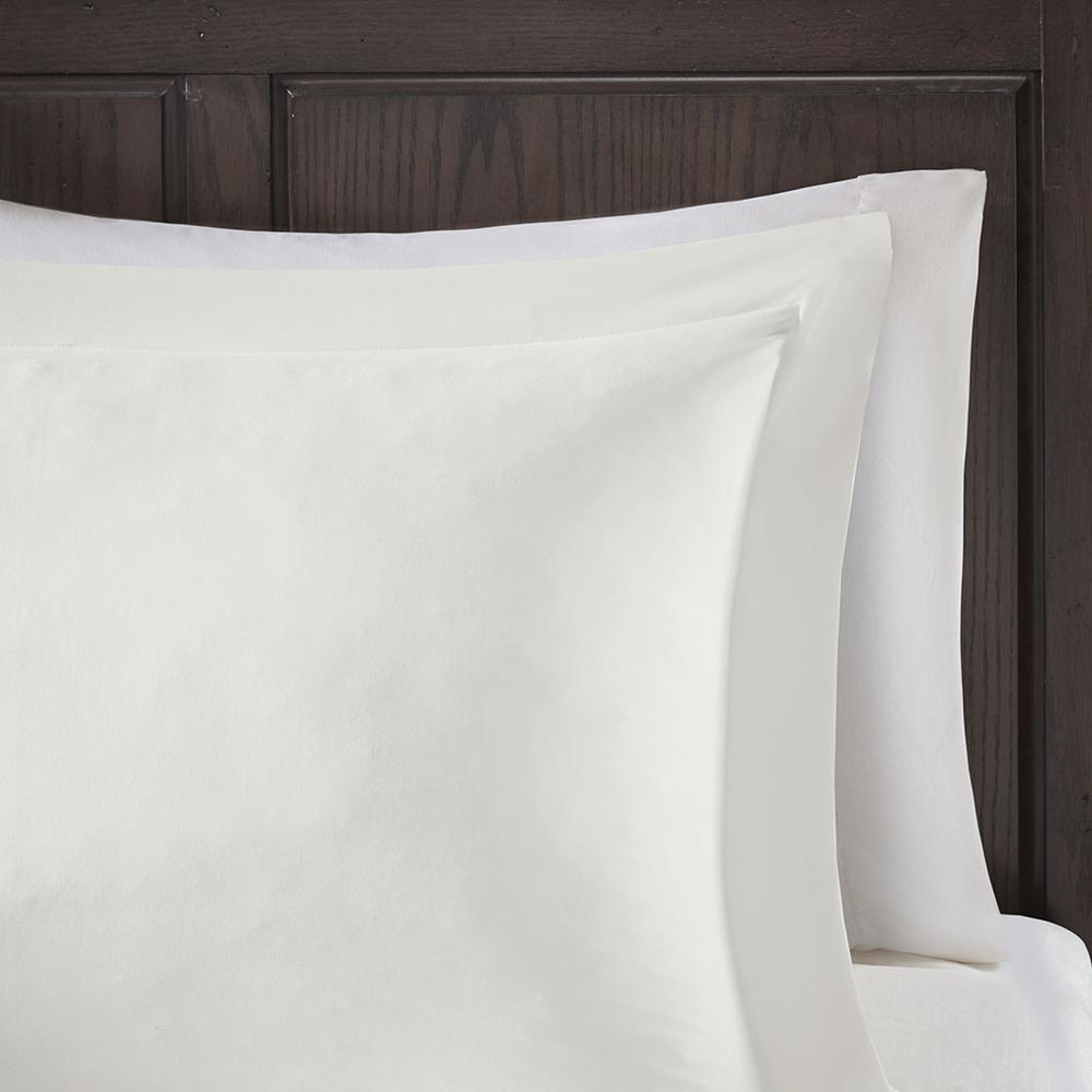 100% Polyester Microcell Down Alternative Comforter Mini Set with 3M Moisture Treatment,,MP10-1252. Picture 3