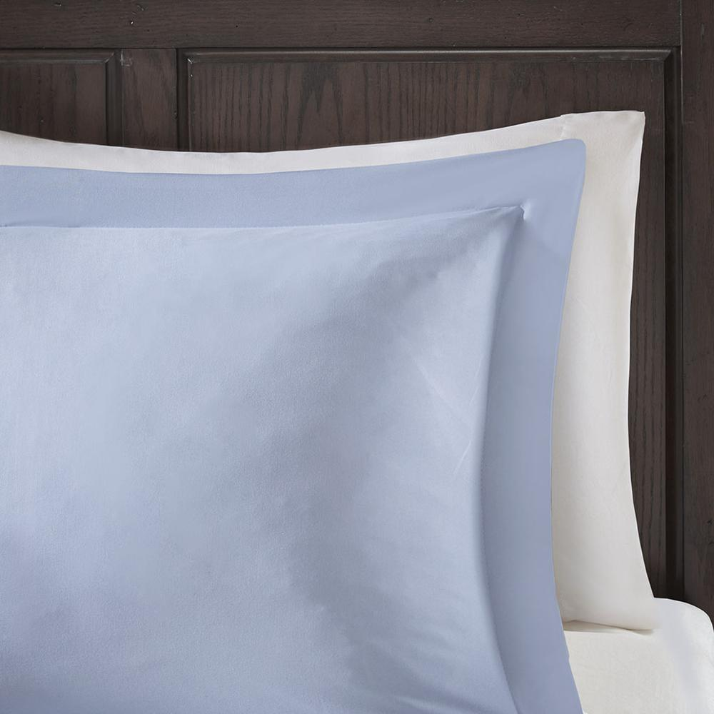 100% Polyester Microcell Comforter Mini Set with 3M Moisture Treatment,MP10-4310. Picture 3