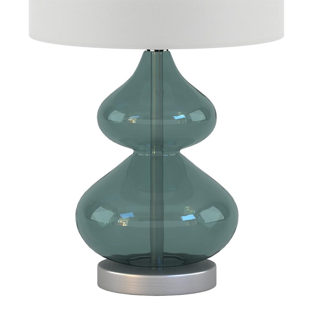 Ellipse Table Lamp Set Of 2,5DS153-0018. Picture 5