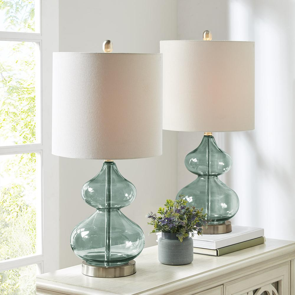 Ellipse Table Lamp Set Of 2,5DS153-0018. Picture 3