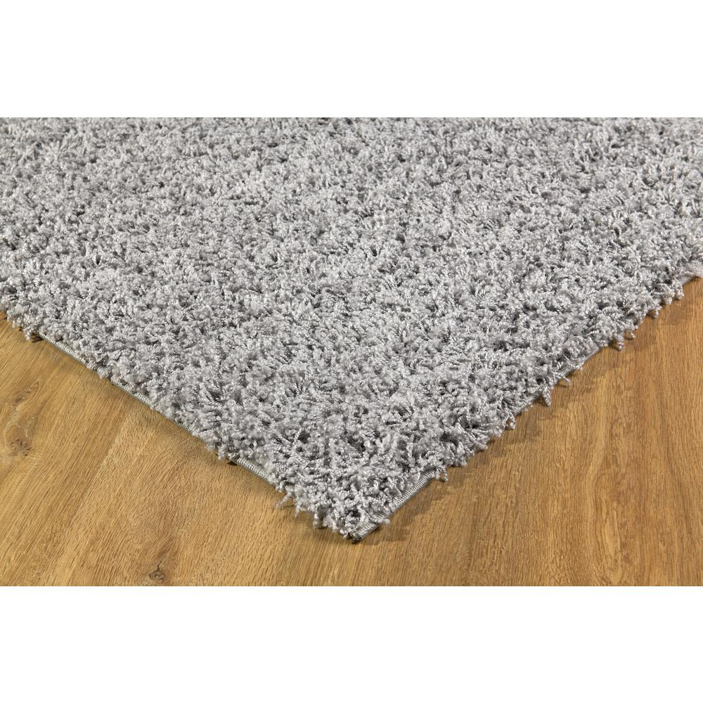 L'Baiet Yara Grey Shag 8' x 10' Rug. Picture 5
