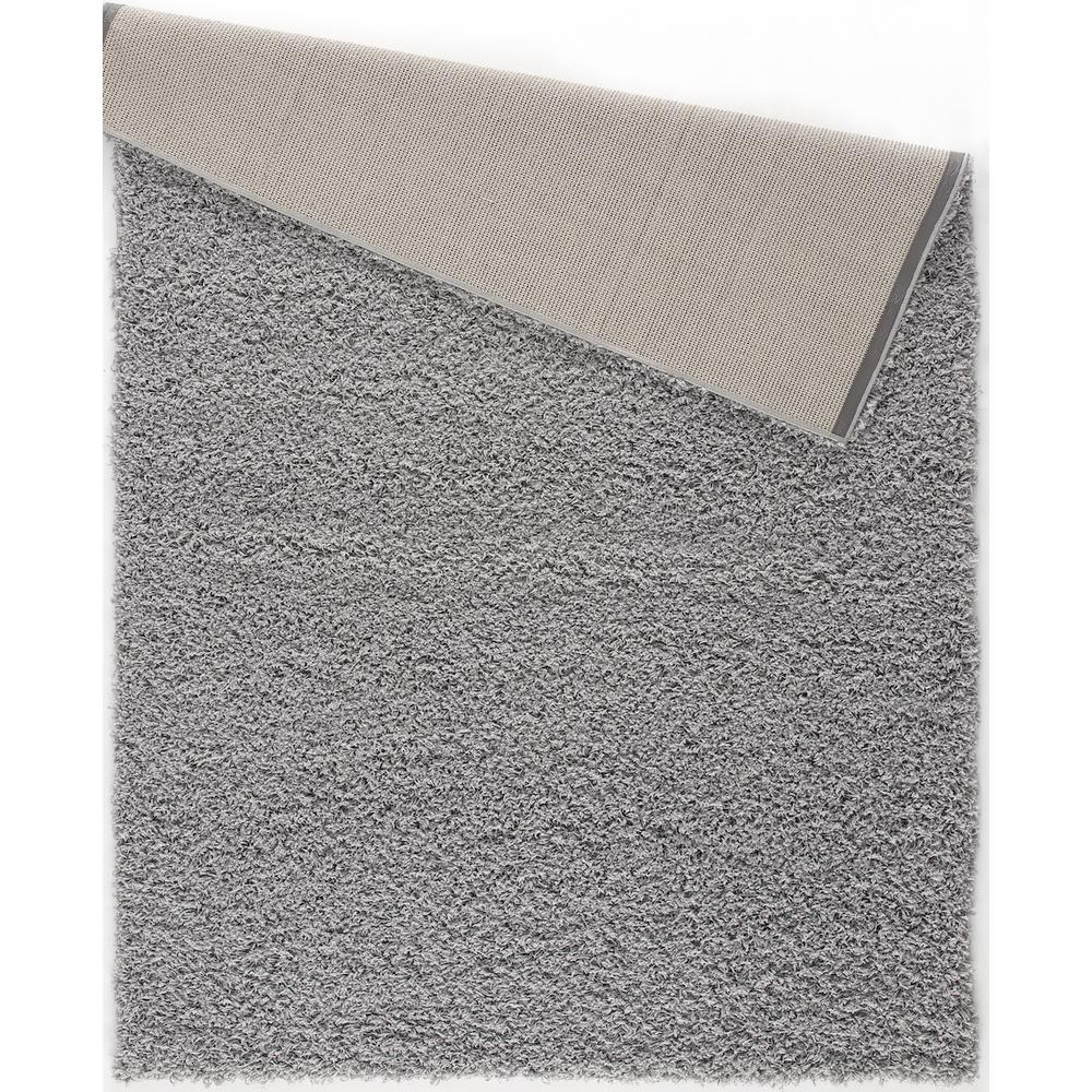 L'Baiet Yara Grey Shag 2' x 3' Rug. Picture 4