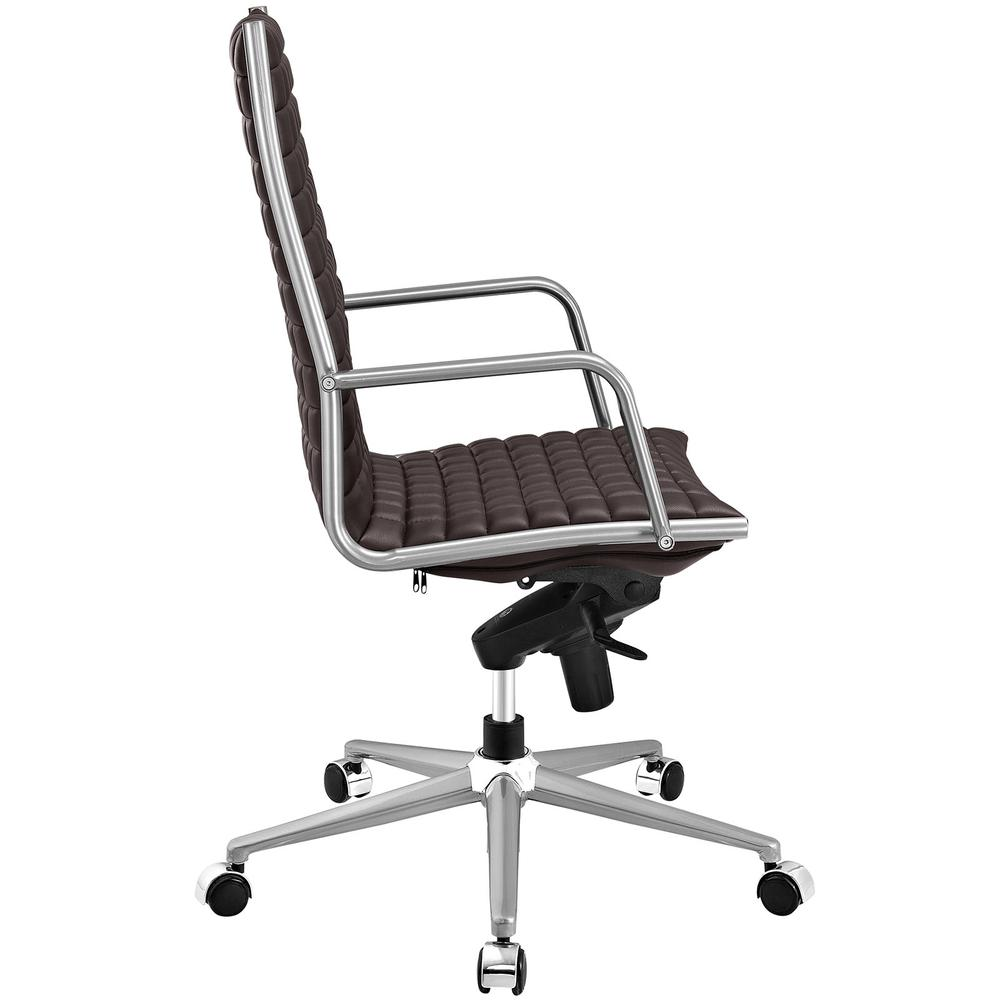 Pattern Highback Office Chair. Picture 3