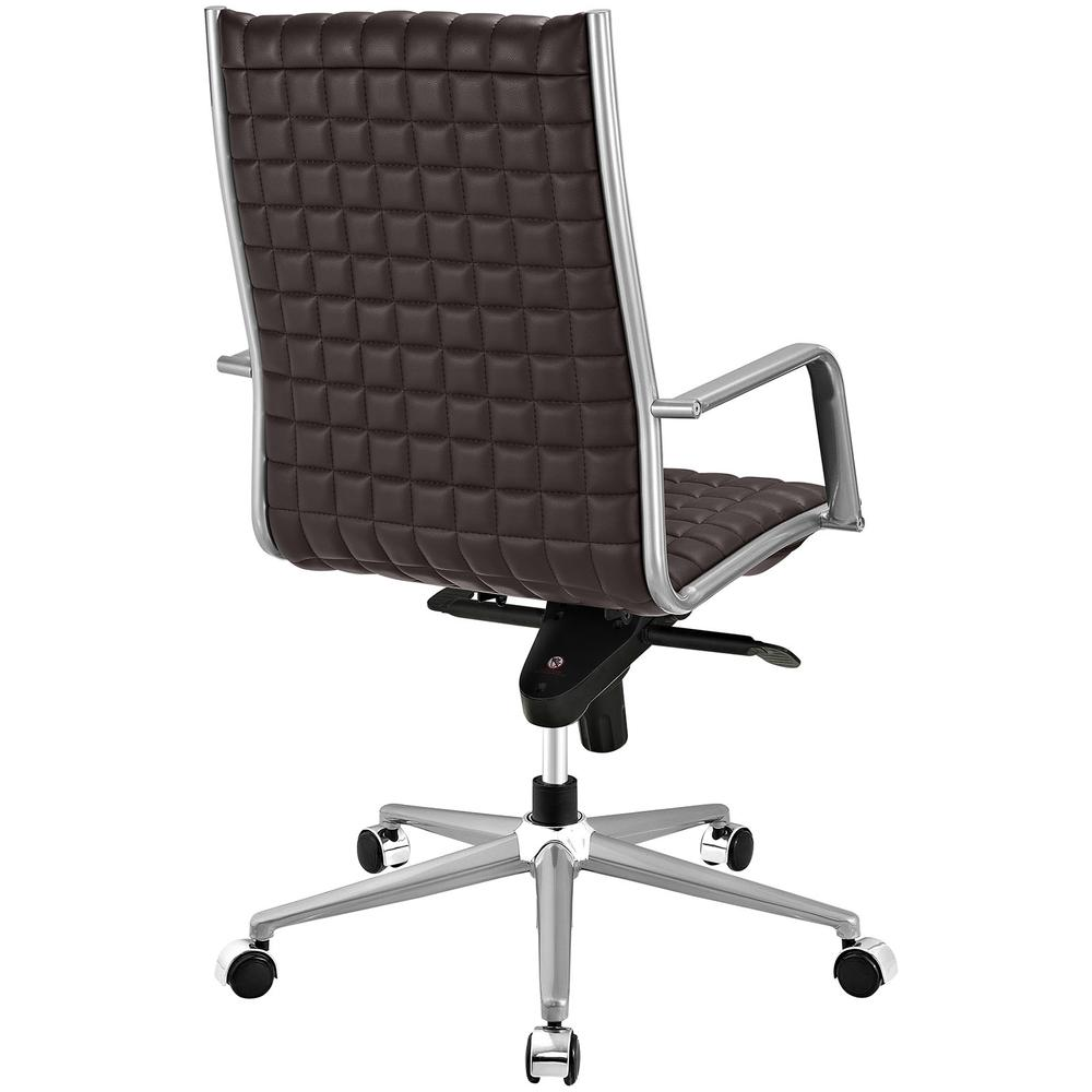 Pattern Highback Office Chair. Picture 4
