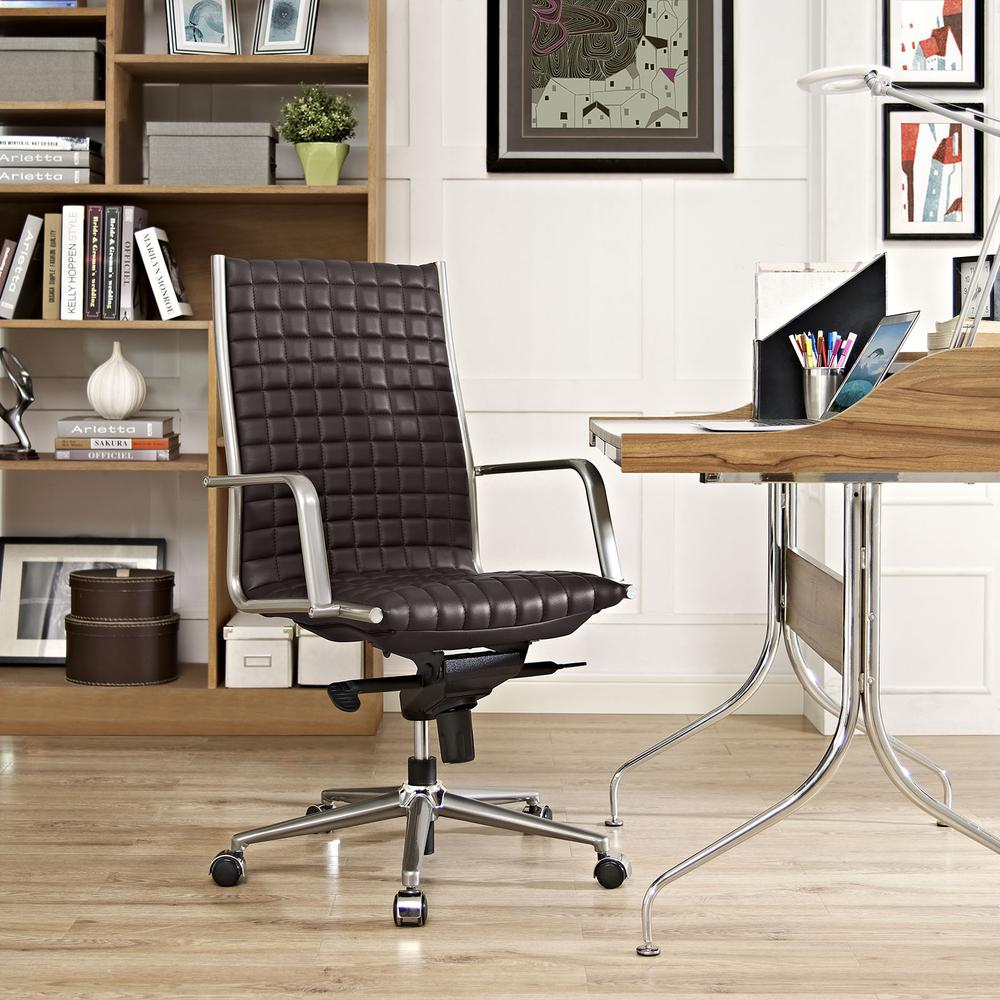 Pattern Highback Office Chair. Picture 5