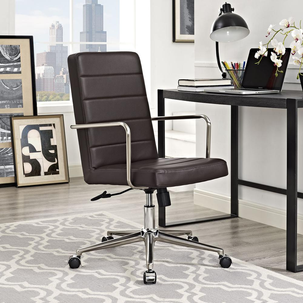 Cavalier Highback Office Chair. Picture 5