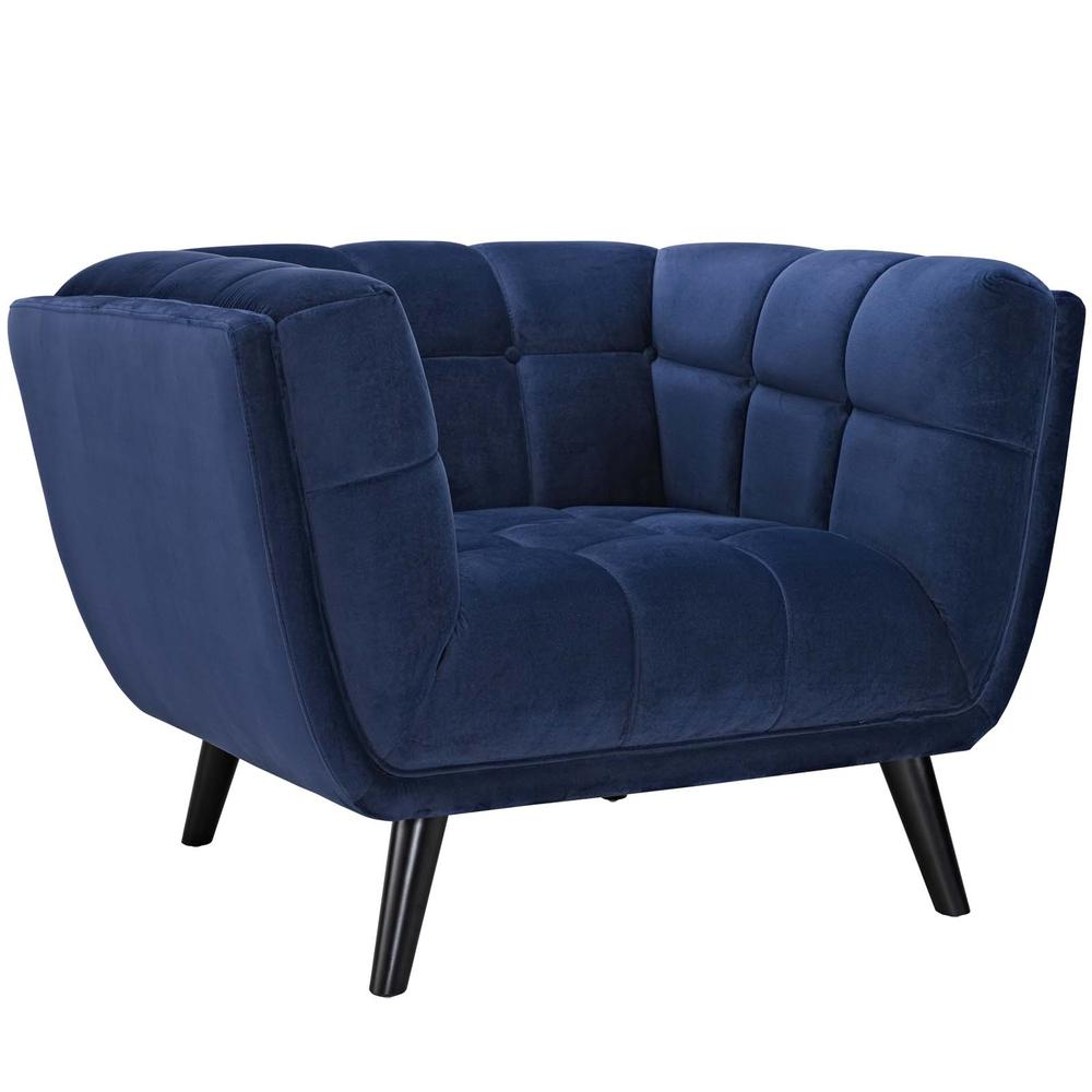 Bestow 2 Piece Velvet Armchair Set