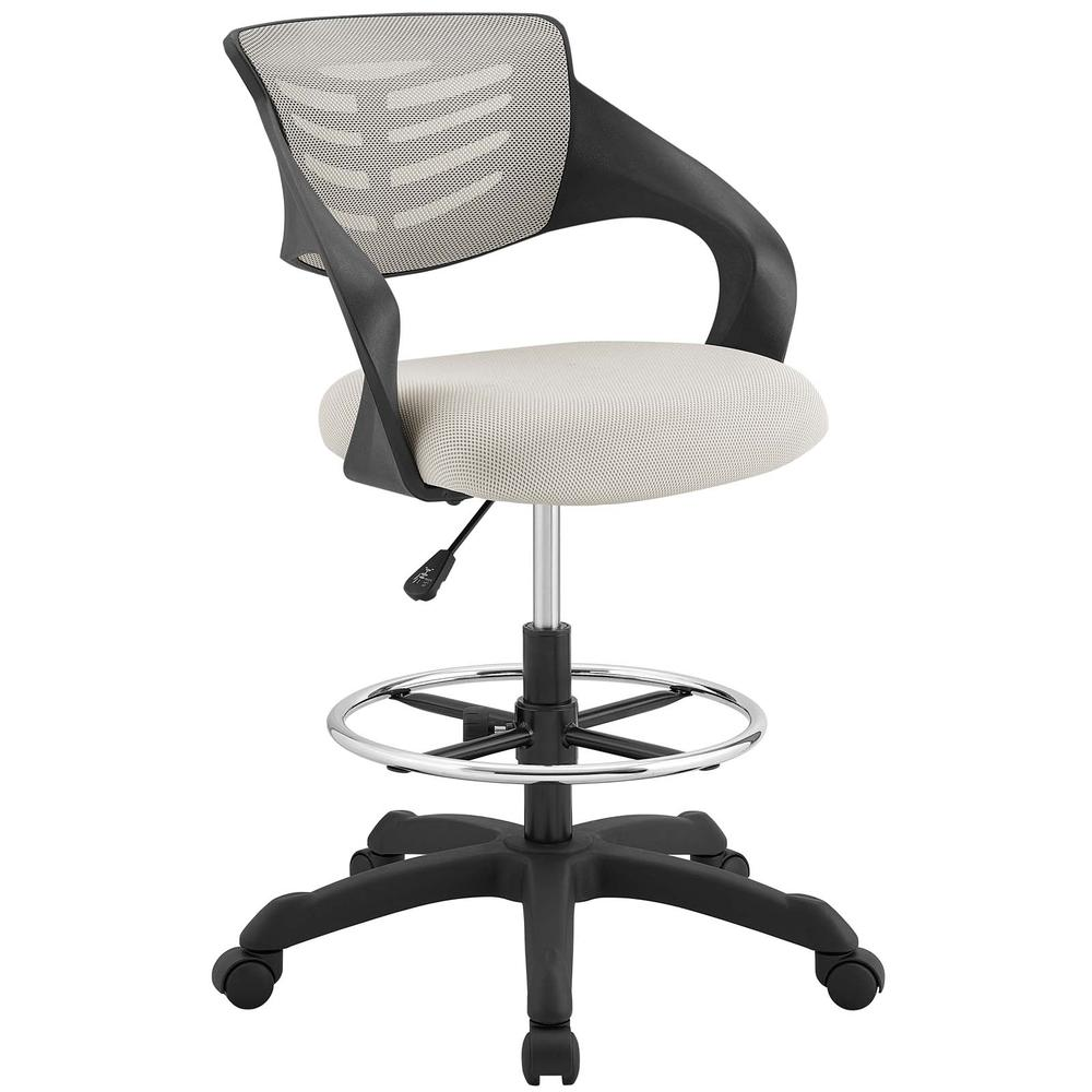 Thrive Mesh Drafting Chair. Picture 1