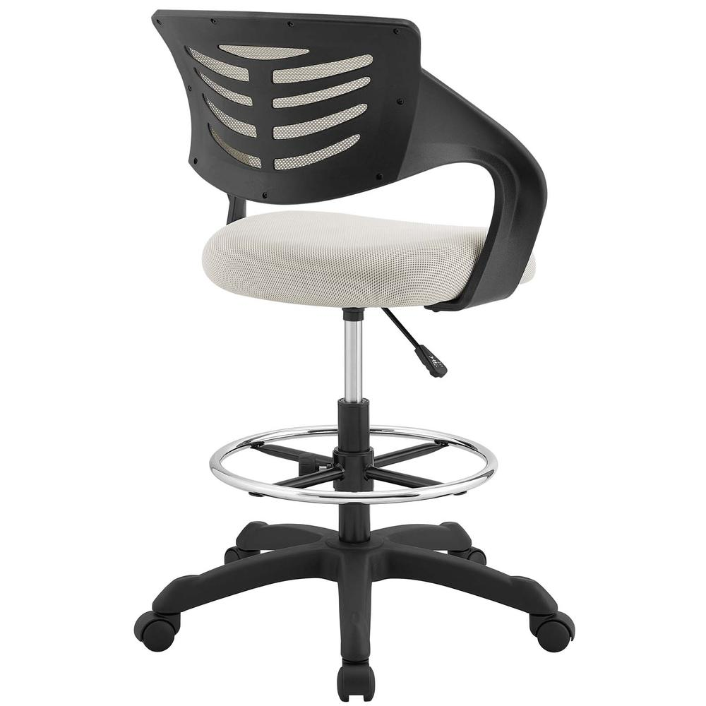 Thrive Mesh Drafting Chair. Picture 3
