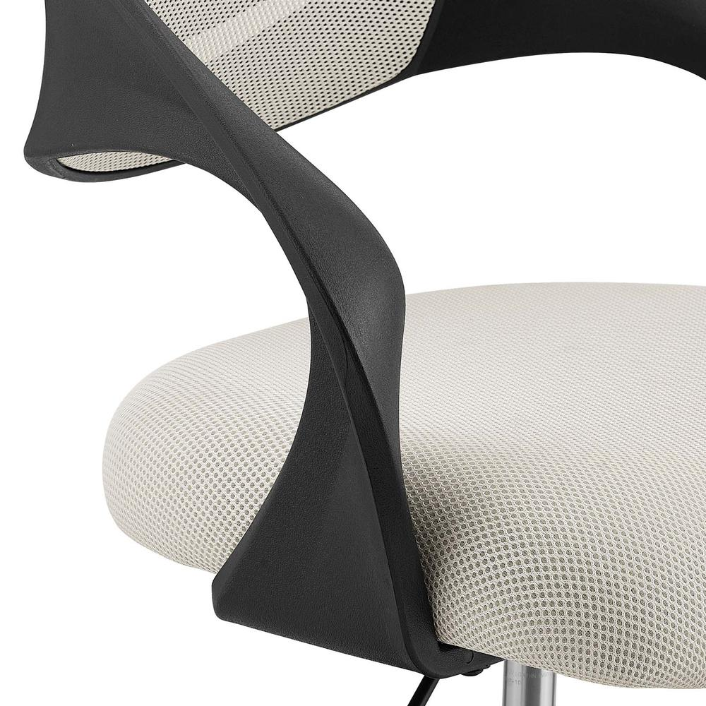 Thrive Mesh Drafting Chair. Picture 4