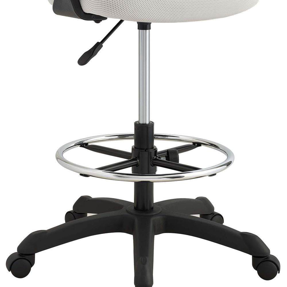 Thrive Mesh Drafting Chair. Picture 6