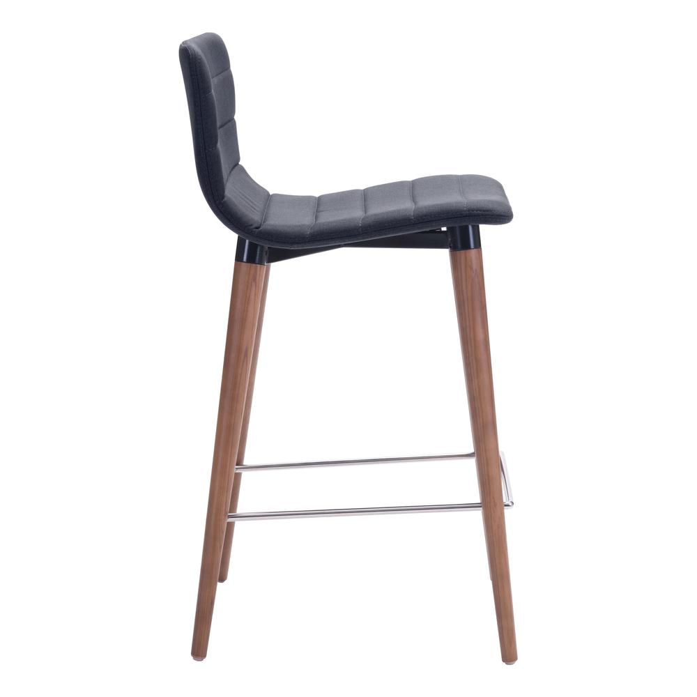 Jericho Counter Chair (Set of 2) Gray. Picture 2