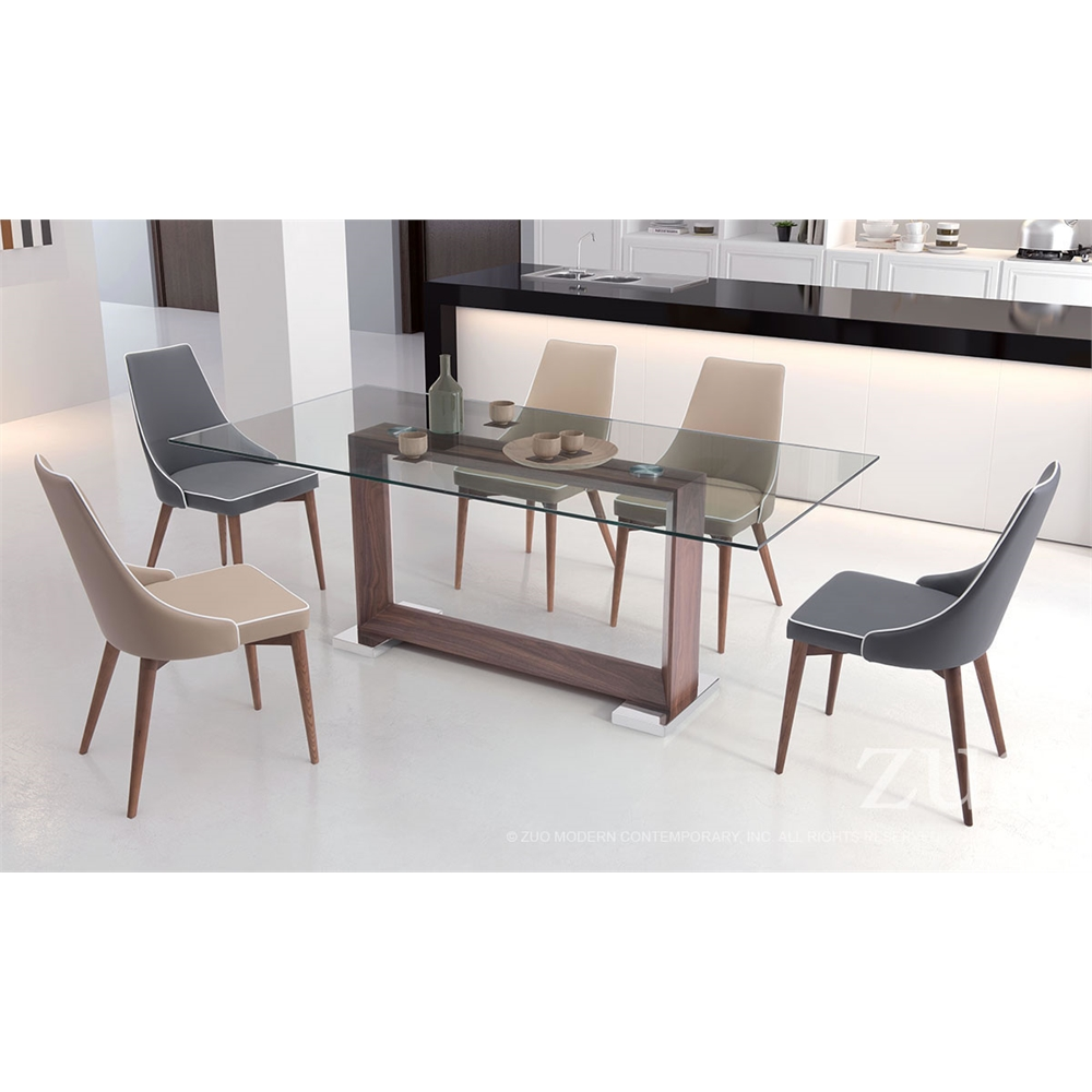 oasis dining table