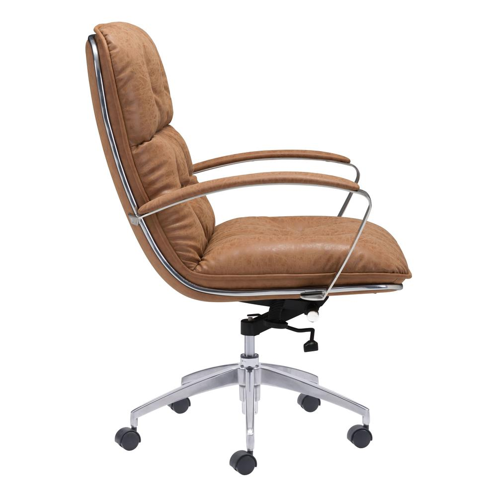 Avenue Office Chair Vintage Coffee. Picture 2