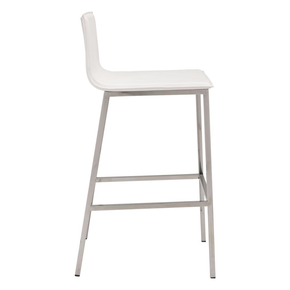 Barstool White. Picture 2