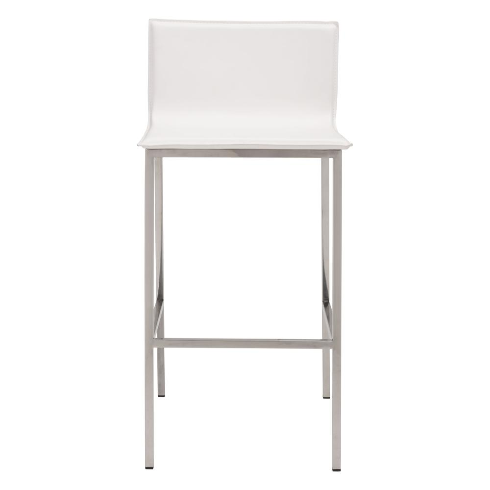 Barstool White. Picture 3