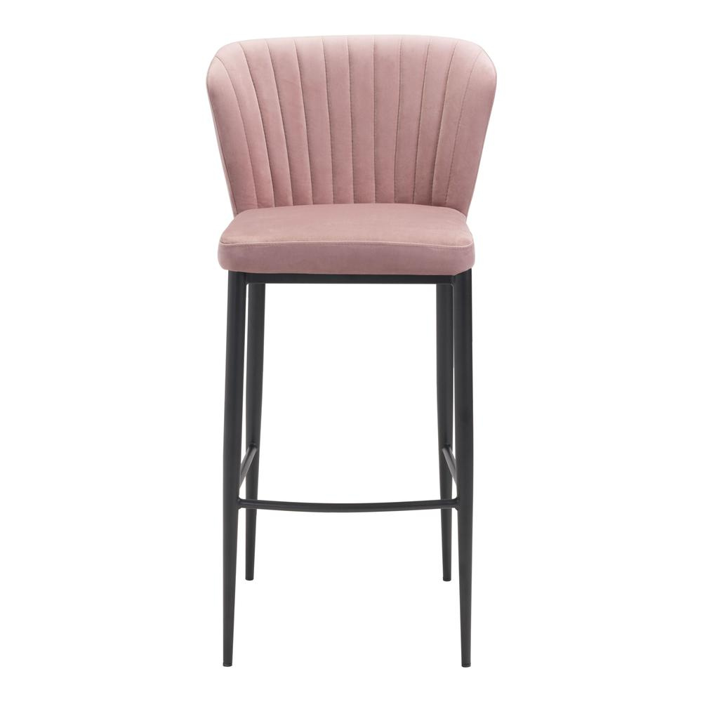Tolivere Bar Chair Pink (Set of 2). Picture 3