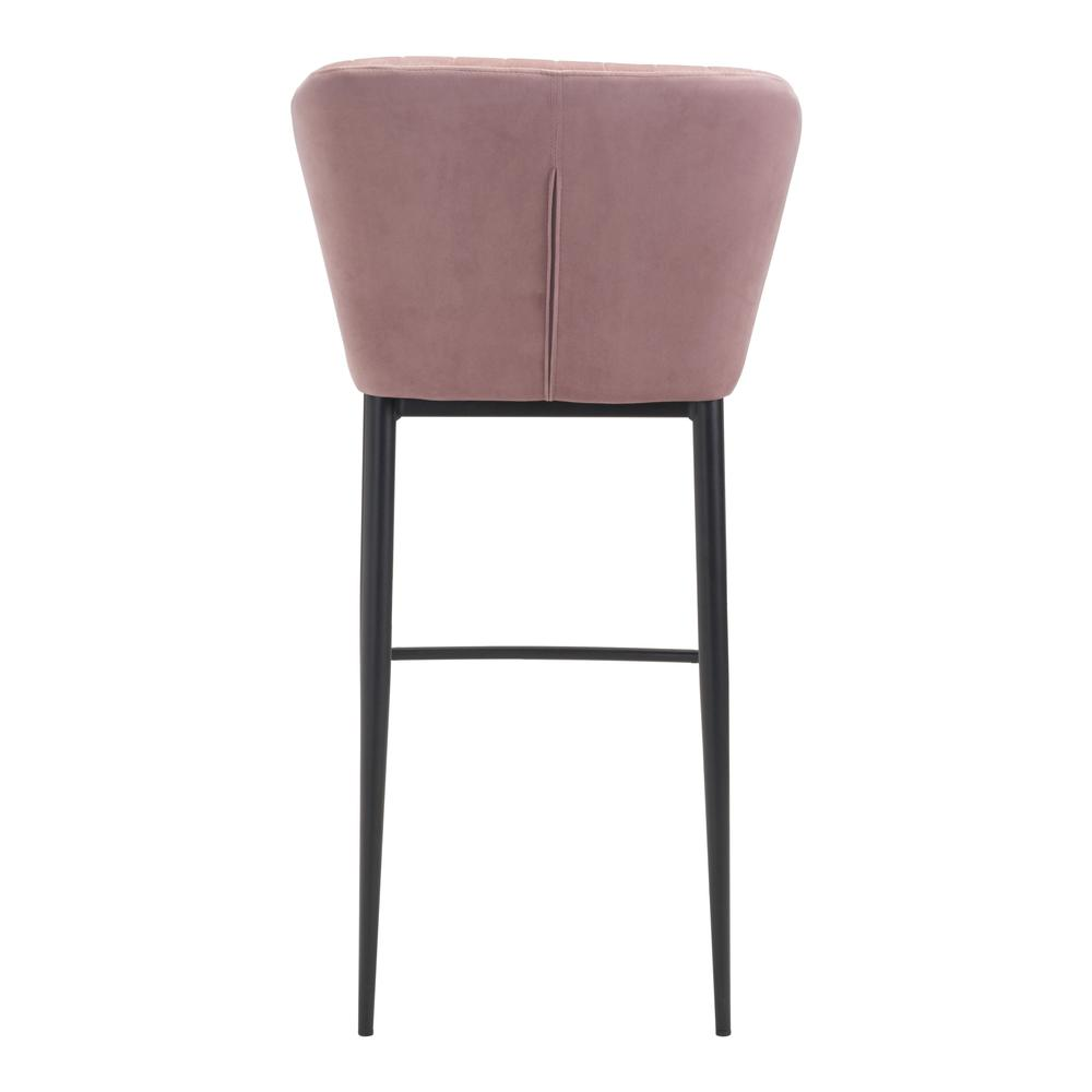 Tolivere Bar Chair Pink (Set of 2). Picture 4