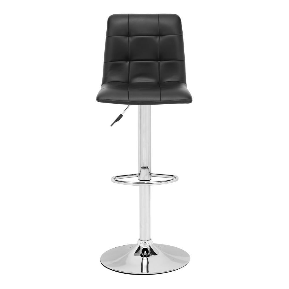 Oxygen Bar Chair Black. Picture 3