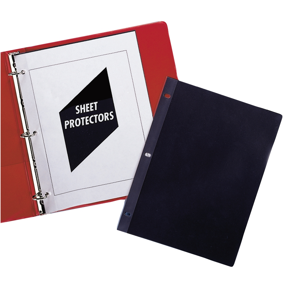 Traditional Polypropylene Sheet Protector Standard Weight