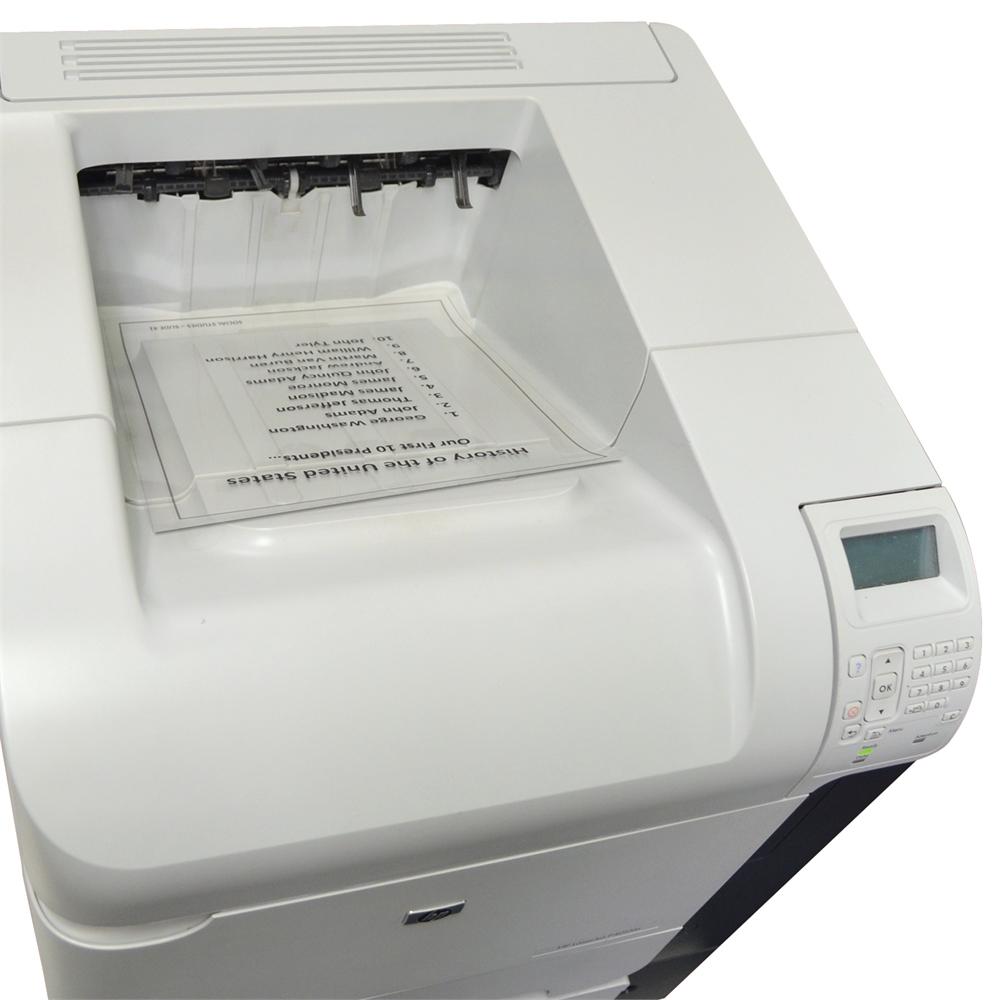 Plain Paper Copier Film, Copiers and Laser Printers, 8 1/2 x 11, 50/BX. Picture 1