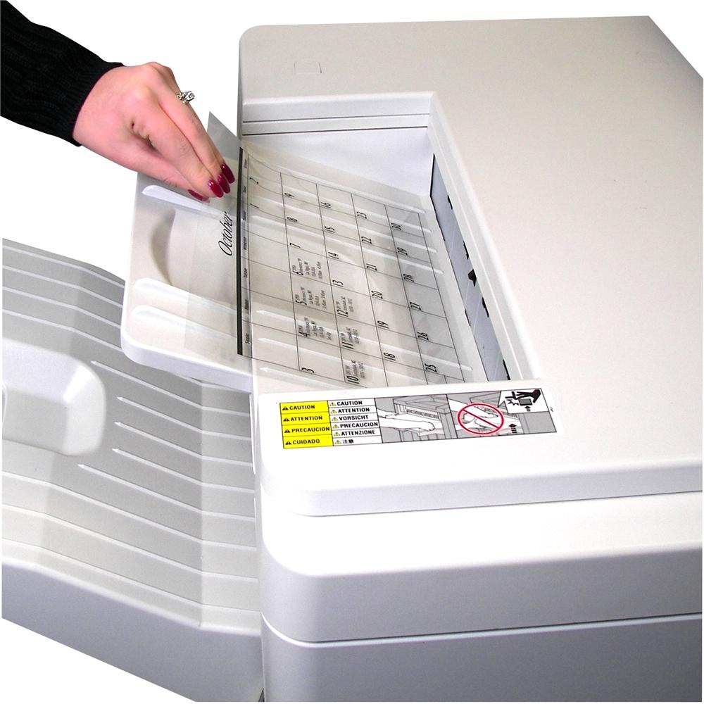 Plain Paper Copier Film, Copiers and Laser Printers, 8 1/2 x 11, 50/BX. Picture 2