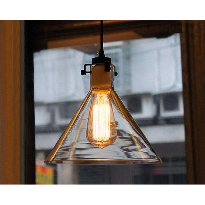 Luciana 1-light Adjustable Height 9-inch Edison Pendant with Bulb - 241827. Picture 1