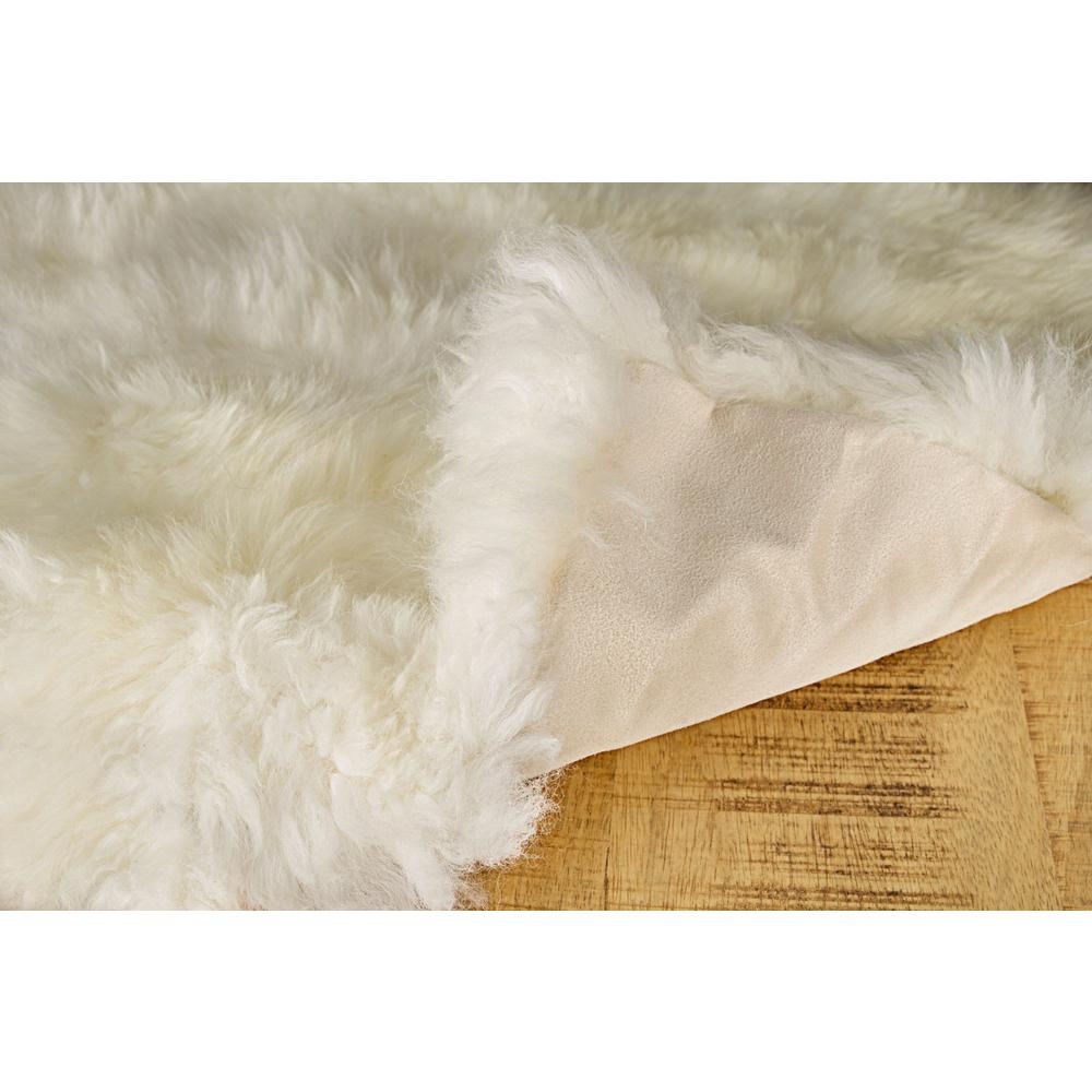"""18"""" x 18"""" Natural Sheepskin Pillow - 293200. Picture 4"""
