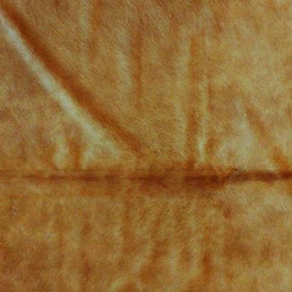 """60"""" x 84"""" Tan Cowhide - Area Rug - 317305. Picture 3"""