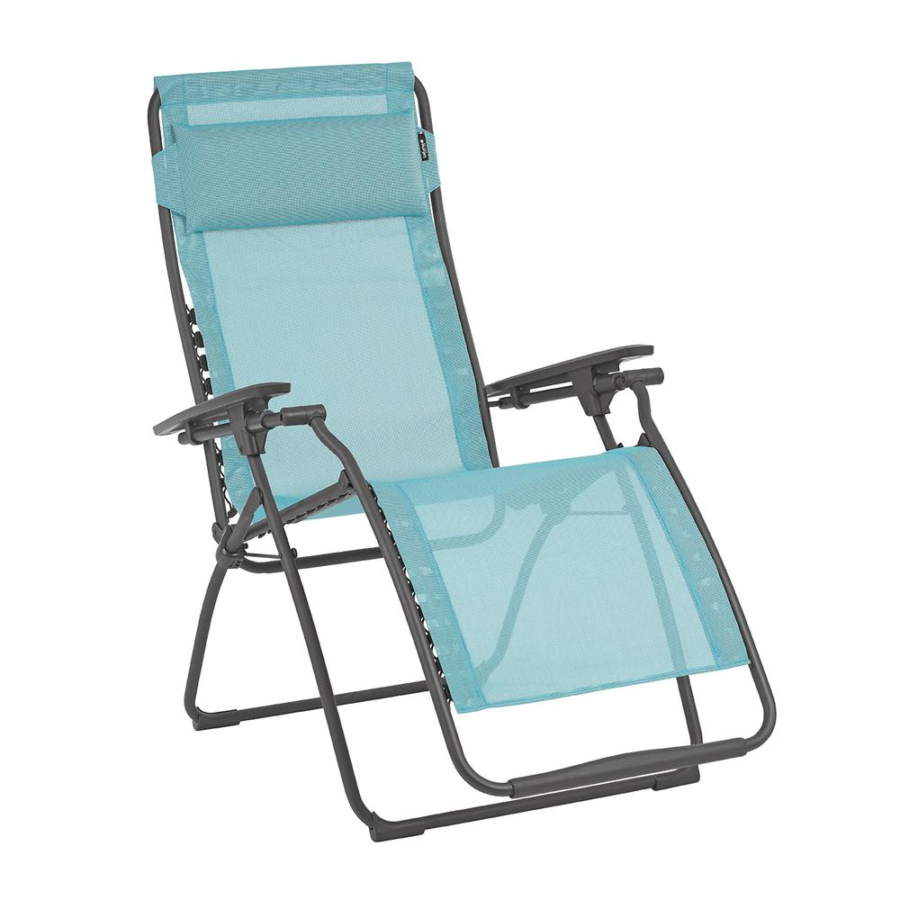 Zero Gravity Recliner - Basalt Steel Frame - Lac Fabric - 320592. Picture 1