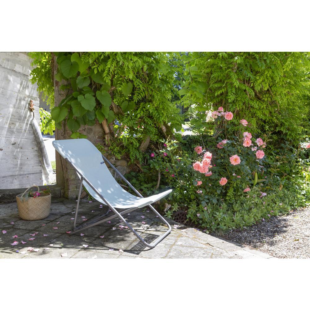Set of 2 Moss Green European Folding Beach Chairs - 320613. Picture 3