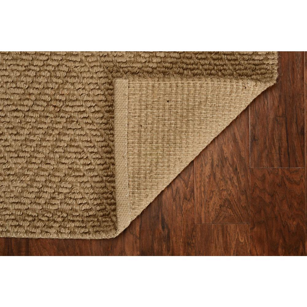"""96"""" X 132"""" Natural Jute Rug - 375169. Picture 1"""