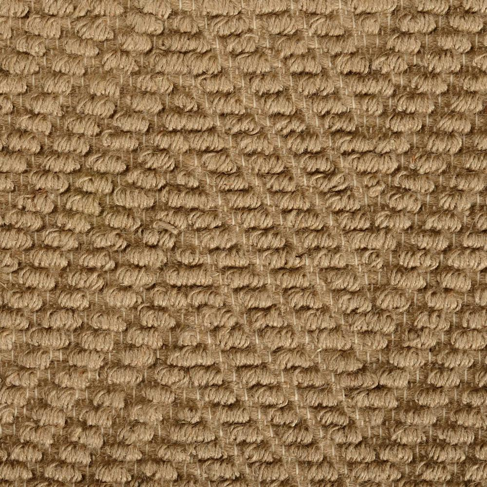 """96"""" X 132"""" Natural Jute Rug - 375169. Picture 3"""
