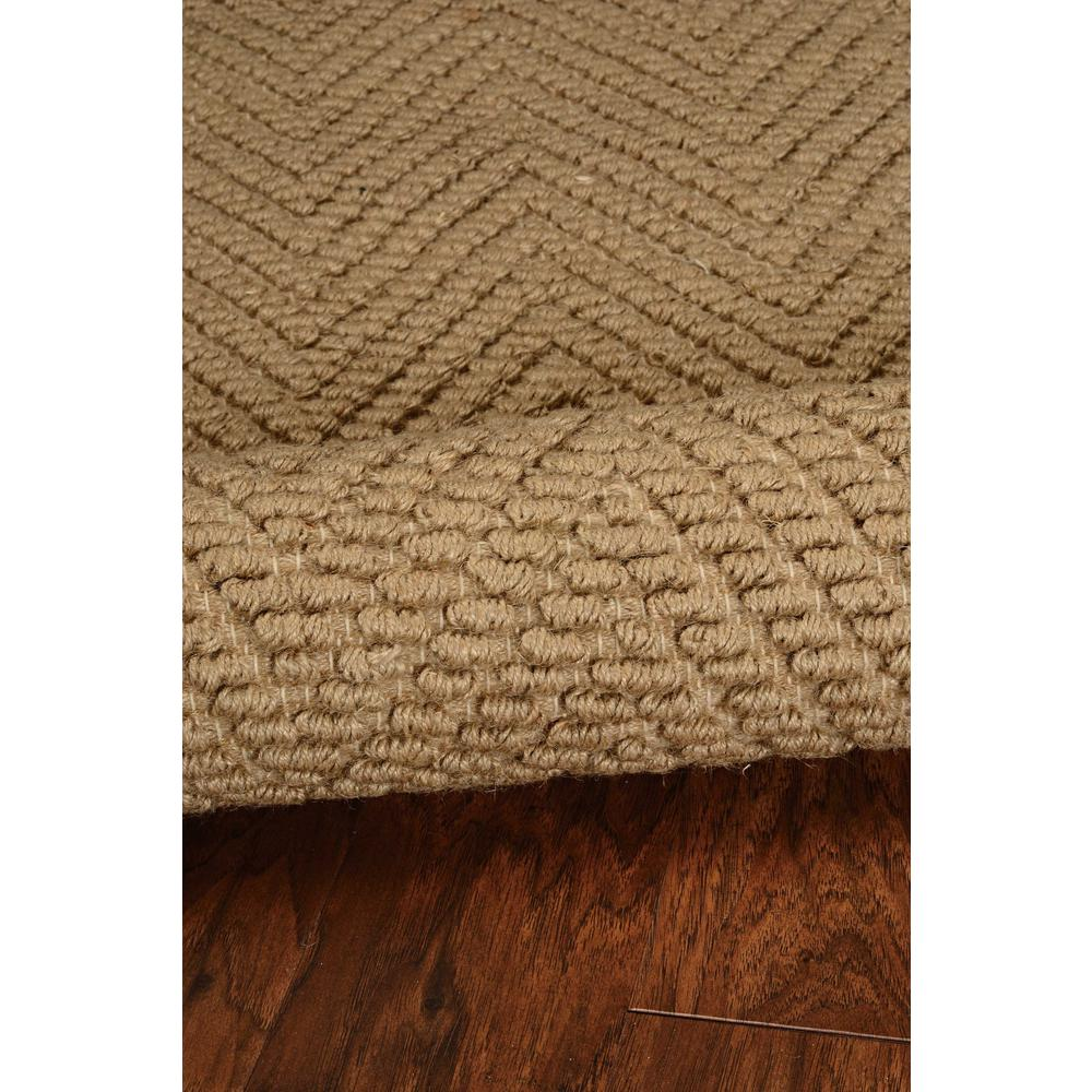 """96"""" X 132"""" Natural Jute Rug - 375169. Picture 5"""