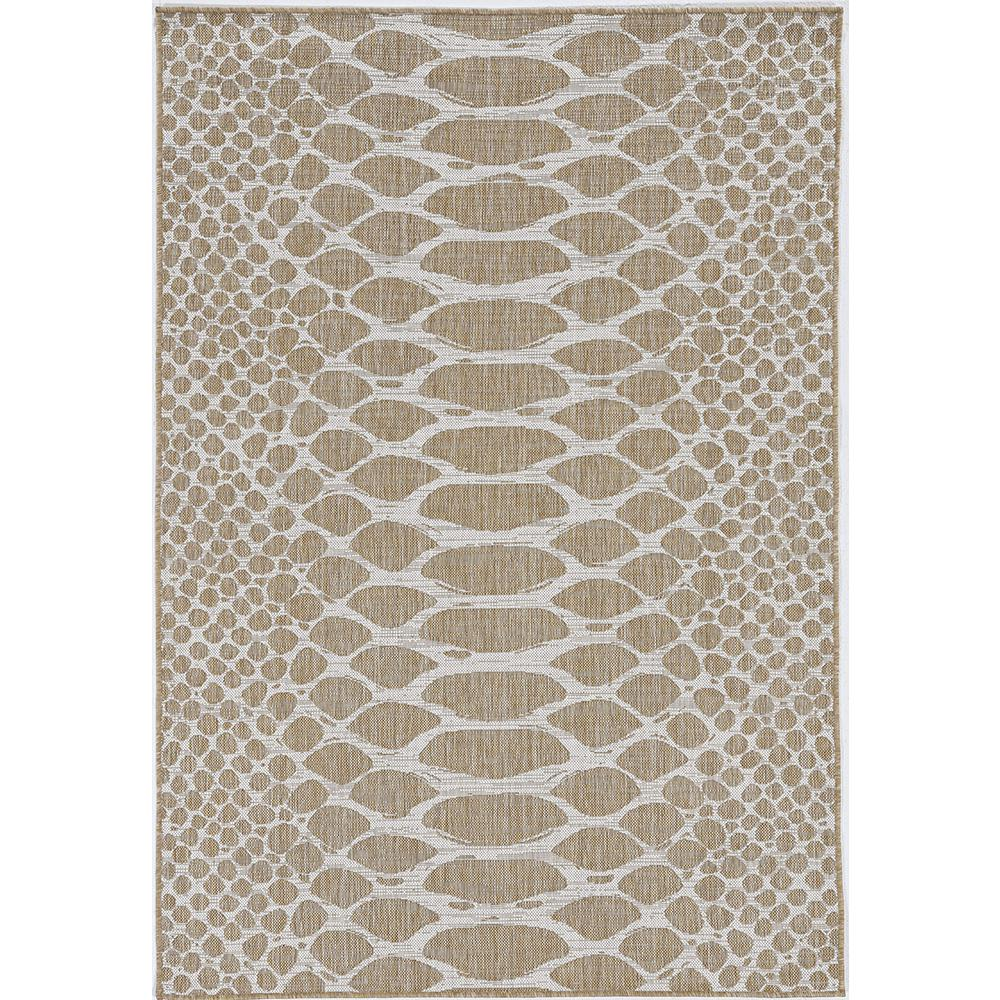 5' x 8' Natural Animal Print Area Rug - 375249. Picture 2