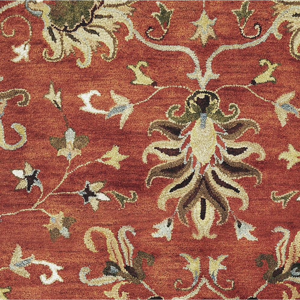 """60"""" X 96"""" Sienna Wool Rug - 375526. Picture 1"""