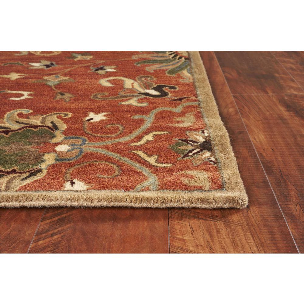"""60"""" X 96"""" Sienna Wool Rug - 375526. Picture 2"""
