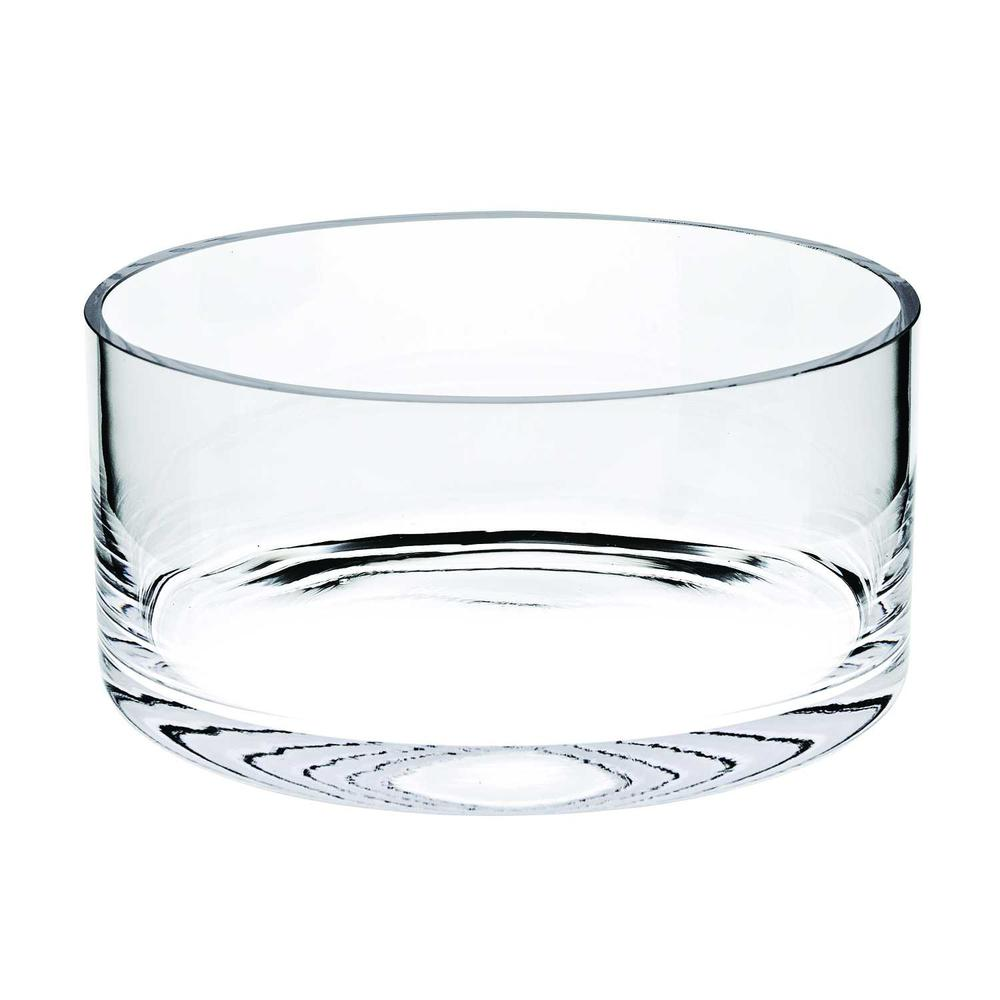 """55"""" Mouth Blown Crystal All Purpose Lead Free Bowl - 375719. Picture 1"""