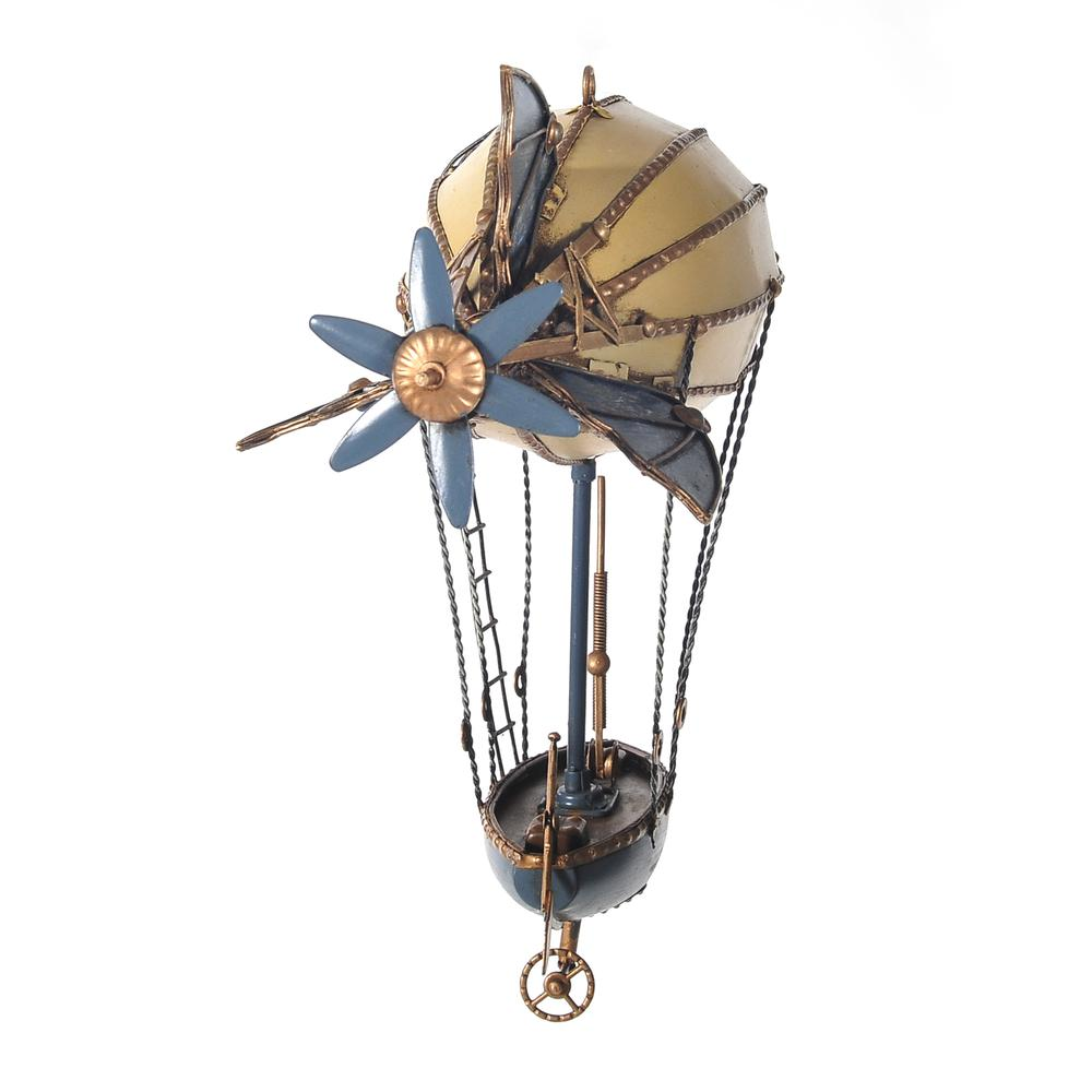 Steampunk Airship Metal Model - 376332. Picture 2