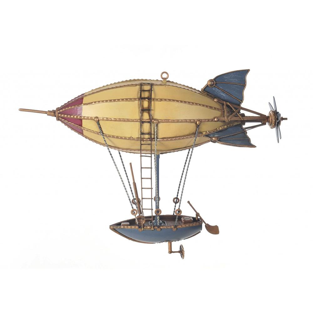 Steampunk Airship Metal Model - 376332. Picture 3