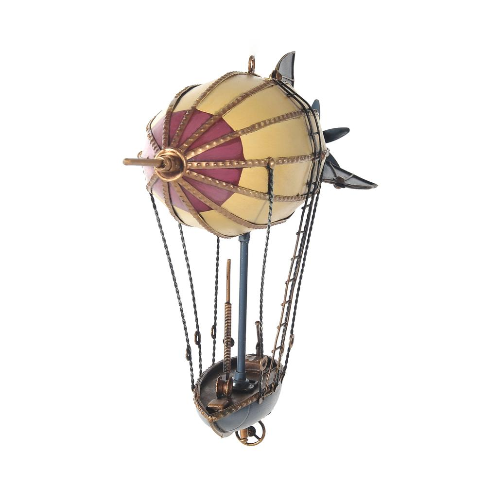 Steampunk Airship Metal Model - 376332. Picture 4