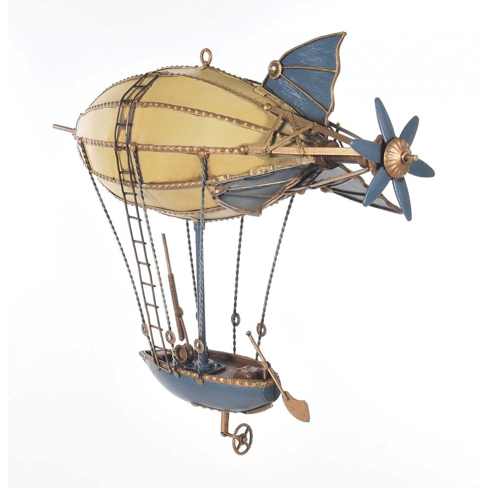 Steampunk Airship Metal Model - 376332. Picture 5