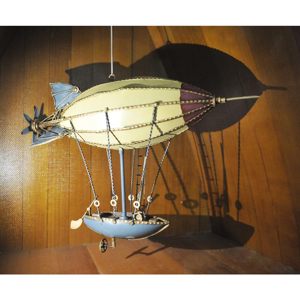Steampunk Airship Metal Model - 376332. Picture 6