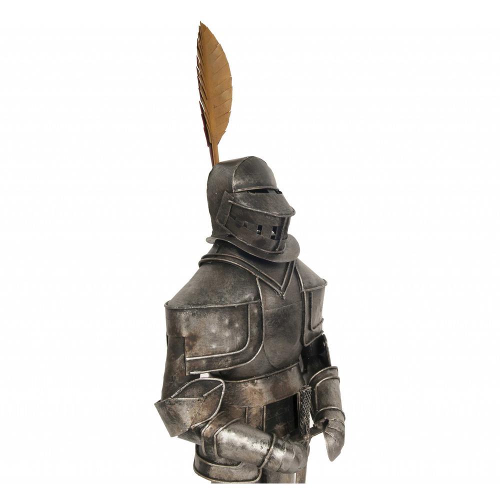 Medieval Armor Suit Tin Antique Decor - 376340. Picture 6